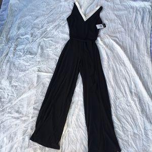 Lauren Ralph Lauren Black Jumpsuit Sz XS